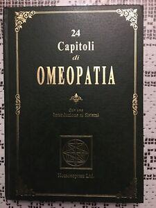 24 capitoli di omeopatia