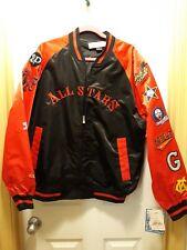 Negro League All Stars Baseball Team Jacket Size Large.  JC Freeman & Son NWT