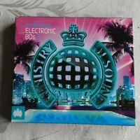 ANTHEMS - ELECTRONIC 80s 3 - MINISTRY OF SOUND CD
