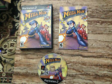 Mega Man Anniversary Collection for Sony PS2 Complete CIB