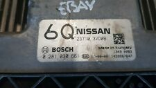 CENTRALINA MOTORE NISSAN NOTE NV200 1.5 DCI 0281030661 23710 3VD0B