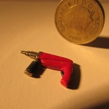 Dollhouse miniature tools ~ 1/12 scale ~