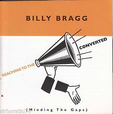BILLY BRAGG Reaching To The Converted (Minding The Gaps) CD