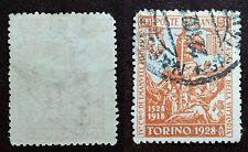 1928 Regno D'Italia   Emanuele Filiberto 50 centesimi