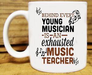300ml COFFEE MUG - FOR YOUR FAVOURITE MUSIC TEACHER!