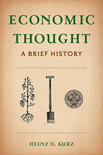 Economic Thought: A Brief History by Heinz D. Kurz (Paperback, 2017)