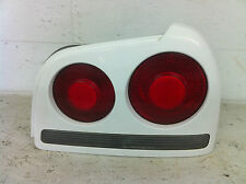 JDM Nissan Skyline R34 4 door sedan Right Rear Tail Light assembly White housing