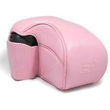 Samsung NX10 NX11 / Digital SLR Camera Custom Fitted Case Cover Lens Bag Pink i