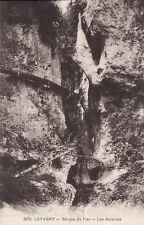 73 - cpa - Les gorges du Fier