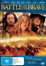 Battle Of The Brave (DVD, 2007)*R4*Tim Roth*terrific Condition