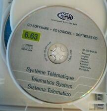 SOFTWARE / FIRMWARE CD 6.63 for MAGNETI MARELLI RT3 Navi in PEUGEOT CITROEN