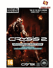 Crysis 2 Maximum Edition Steam Key Pc Game Download Global Code [Blitzversand]