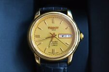 Watch Tissot Seastar Automatic Knight Mens Watch L / Gold
