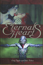 Eternal Hearts by Lucy Taylor and John Bolton-1st Edition-1999-White Wolf Press