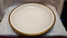 Großer Porzellan Teller mit Goldrand | Hutschenreuther Selb. | LHS