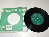 Cliff Richard It,ll Be Mine/Since I Lost You U.K Pressing Columbia Records
