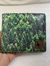 Stunning TREE DESIGN Hippy Tree Wallet Bi-Fold Multi-Card/Cash Holder