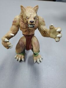 "2003 Hasbro Wizards ShogaKuKan Mitsui-Kids Werewolf 6"" Figure"