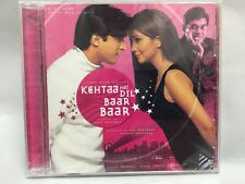 Kehtaa Hai Dil Baar Baar (CD, 2002) NEW IN PACKAGE (NIP)