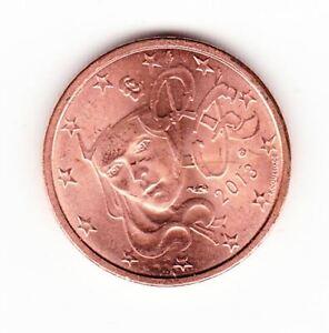 Pièce de monnaie 2 cent centimes euroFrance 2013