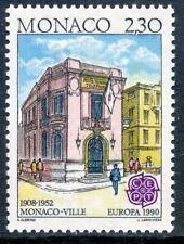 TIMBRE DE MONACO N° 1724  ** BATIMENTS POSTAUX D'HIER / ANCIENNE POSTE
