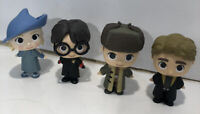 Funko Harry Potter Minis Lot Of 4