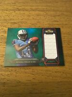 Kendall Wright Titans 2012 Topps Triple Threads Emerald JSY Rookie# 31/50