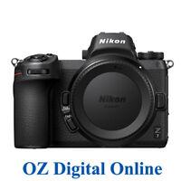 New Nikon Z7 Mirrorless Digital Camera with FTZ Mount Adapter Kit 1 Year Au Wty