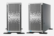 HP PROLIANT ML350P G8 XEON E5-2609 @ 2.4GHz / 36GB de RAM / 2x Hdd 300GB SAS