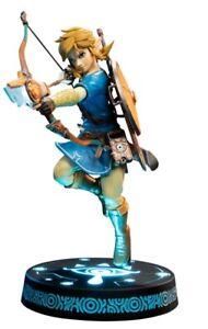 """The Legend of Zelda - Link Breath of the Wild Collectors PVC 10""""  Statue Figure"""