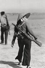Vietnam War Viet Cong Sniper Apache KIA 66 By USMC Sniper Hathcock 8.5x11 Photo