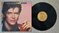 DAVID BOWIE - CHANGESTWOBOWIE - OZ PRESS RCA LABEL NEW WAVE ALT ROCK LP - 1981