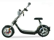 E-SCOOTER HARLEY-IRON - 1200W 60V 12Ah 50km/h - with EEC/COC approval coco bike