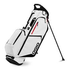 Ogio Fuse 4 Stand Golf Bag New 2020 - White