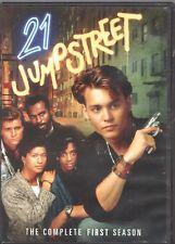 Movie DVD - 21 JUMPSTREET SEASON ONE 1 - Pre-Owned - Mill Creek