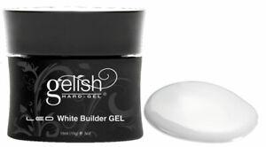 Gelish LED Hard Gel Builder  Gel LARGE SIZE 1.6 Fl.oz 50 mL - Pick Any Color.