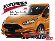 2019 Ford Fiesta ST 3M Pro Series Clear Bra Front Bumper Paint Protection Kit
