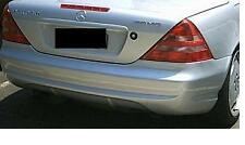 MERCEDES BENZ SLK 1999 R170 Rear bar body kit