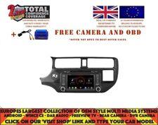 AUTORADIO DVD GPS WIFI BT ANDROID 9.1 DAB CARPLAY WIFI FOR KIA RIO 2012-14 K6583