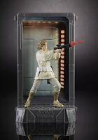 "Luke Skywalker 3.75"" Star Wars Black Series 40th Anniversary Titanium Series"