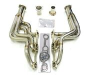 Maximizer Round Port Long Tube Header  For 64-72 Pontiac GTO V8 389 400 455 CID