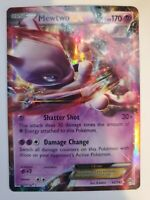 Mewtwo EX 62/162 NM/M MINT XY Breakthrough Full Art Ultra Rare Holo Pokemon Card