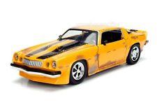 Jada 1/24 Display Metals Transformers Bumblebee 1977 Chevrolet Camaro Concept