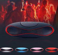 Bluetooth Portátil Estéreo Inalámbrico Altavoz SUPER BASS para Smartphone Tablet