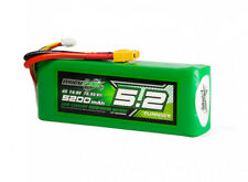 Multistar 5200mAh 4S2P 14.8V 12C High Capacity Lipo Battery XT60 FPV Multirotors
