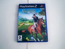Jeu sony playstation 2 - alexandra ledermann Le haras de la vallée PS2 PAL - FR