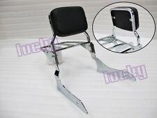 Backrest Sissy Bar for Honda Shadow Aero VT750 400 C C4 C5 RC50 04-12 13 lu#Lr