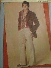 Erik Estrada, Shawn Stevens, Double Full Page Vintage Pinup