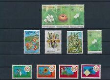 LO10055 World plants flora nature flowers fine lot MNH