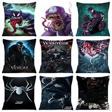 Venom Stills Print Pillow Case for Home Decorative Car Sofa Pillows Cover R15